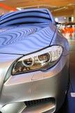Concept neuf de BMW M5 images libres de droits