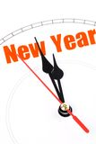 Concept of New Year Stock Images