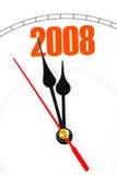 Concept Nieuwjaar Royalty-vrije Stock Foto