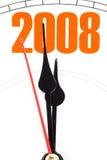 Concept Nieuwjaar Royalty-vrije Stock Afbeelding