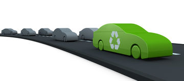 Free Concept Of Cars And Pollution Stock Photos - 21438853