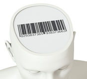 Concept Of Identity Stock Photo