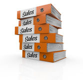 Concept Of Success On Sales Stock Image