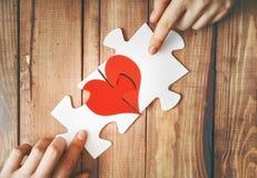 Concept Of Valentine`s Day. Stock Photo