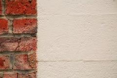 Concept old newbricks wall royalty free stock photo