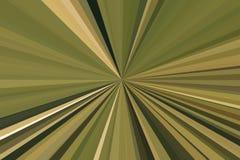 Concept olive de couleur verte de résumé poutre colorée illustration de vecteur