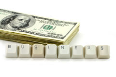 Concept of online business Stock Image