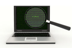 Concept of online security Stock Images