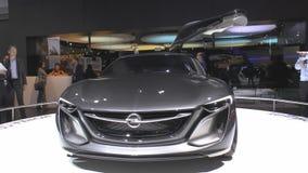 Concept Opel Monza  stock video
