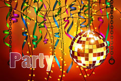 Concept of party, celebration Stock Photo