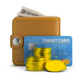 Concept of payment Royalty Free Stock Photo