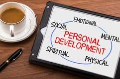 Concept personnel de développement Images stock