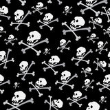 Concept pirate wallpaper Stock Image