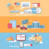 Concept of Planning and Organization Travel Royalty Free Stock Image