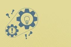 Concept plat d'illustration de vecteur d'affaires de conception Annonce d'affaires pour des bannières de site Web et de promotion illustration libre de droits