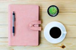 concept pour des affaires et la journalisation Photos stock