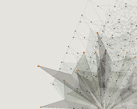 Concept pour l'entreprise constituée en société et le développement de nouvelle technologie illustration de vecteur