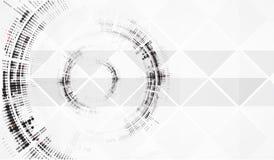 Concept pour l'entreprise constituée en société et le développement de nouvelle technologie Photos stock