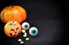 Concept pour la célébration de Halloween Image libre de droits