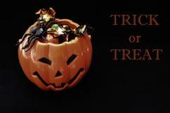 Concept pour la célébration de Halloween Images libres de droits