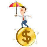 The concept of price stability Stock Images
