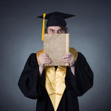 The concept of quality education. Royalty Free Stock Images