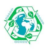 Concept Recycle  environment Royalty Free Stock Photos