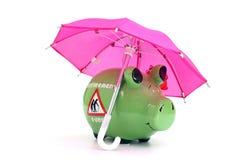 Concept of retirement savings fund Stock Photo