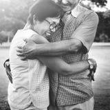 Concept Romance d'épouse de mari de famille d'amour de couples Photographie stock libre de droits