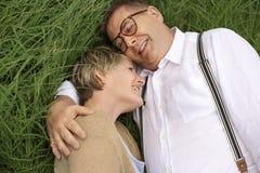 Concept Romance d'amour de couples supérieurs pluss âgé Photo stock