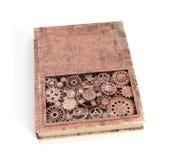Concept rusty books shesternyamy. Royalty Free Stock Photography