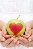 Concept sain de nutrition Images libres de droits