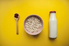 concept sain de petit déjeuner photos libres de droits