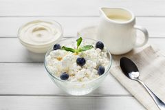 Concept sain du petit déjeuner bas-calorie images libres de droits