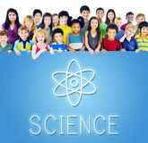 Concept scolaire d'école de classe de la connaissance Photos stock