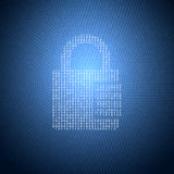 Concept Security Illustration Royalty Free Stock Images