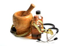 Ayurvedic treatment Stock Photos
