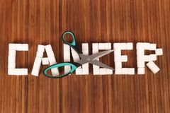 Cancer royalty free stock images