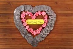 Emergency expenses stock photo