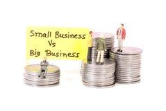 Small vs big business