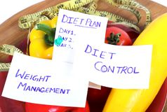 Weight management Royalty Free Stock Image