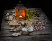 The concept of Slavic pagan rituals Royalty Free Stock Images