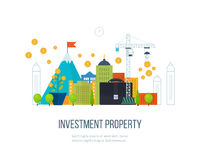 Concept for smart investment, finance, banking, strategic management, Stock Photography