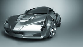 Concept sport car Stock Image