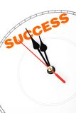 Concept of success Stock Photography