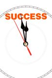 Concept of success Royalty Free Stock Photography