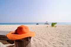 Concept of summer holidays Royalty Free Stock Photo