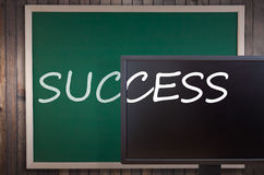 Concept - symbolizes success and progress Stock Images
