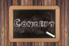 Concept - tableau Photo stock