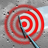 Concept Of Target Stock Images